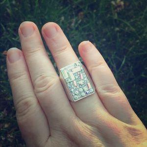 Swarovski Jewelry - Swarovski Ring